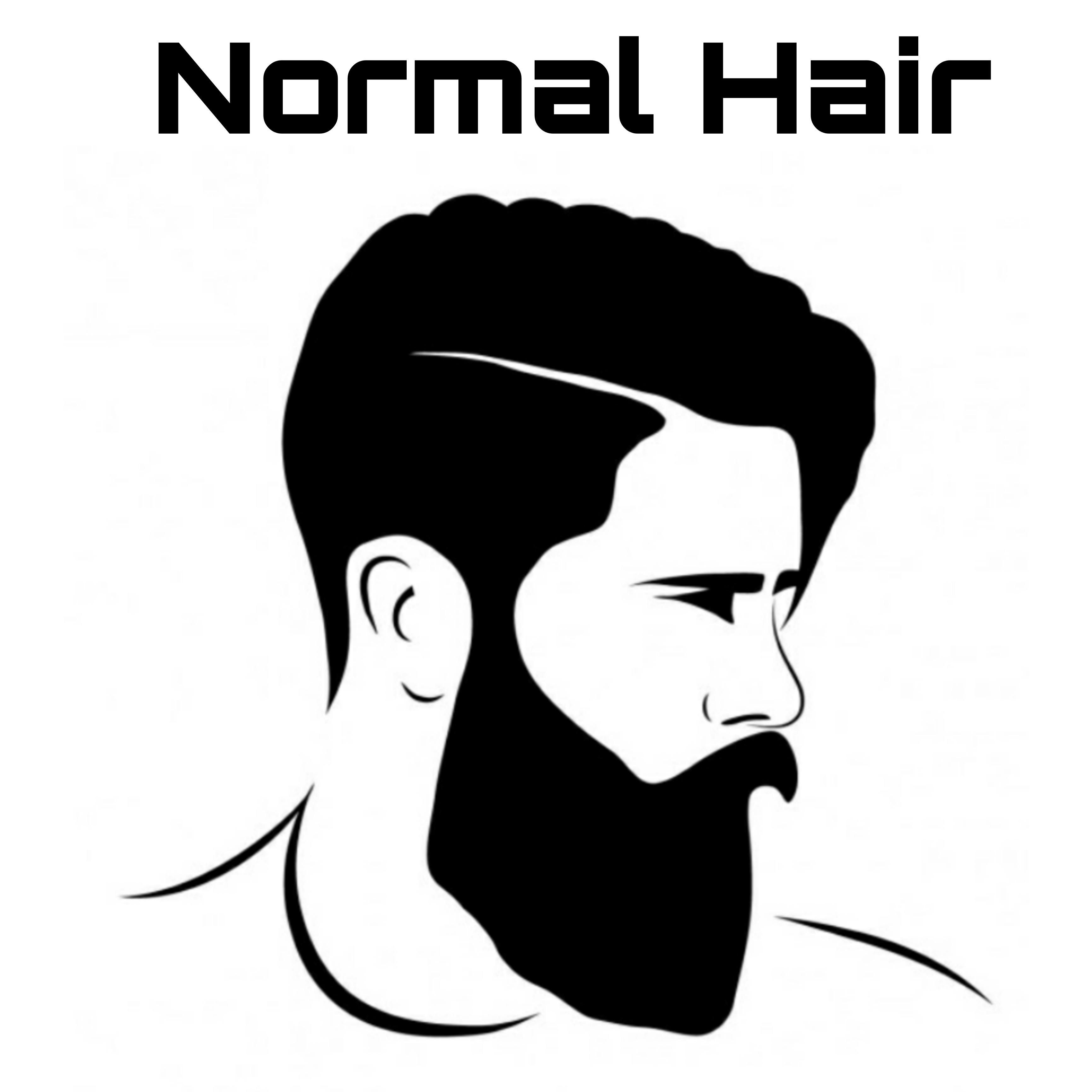 Κανονικά Μαλλιά