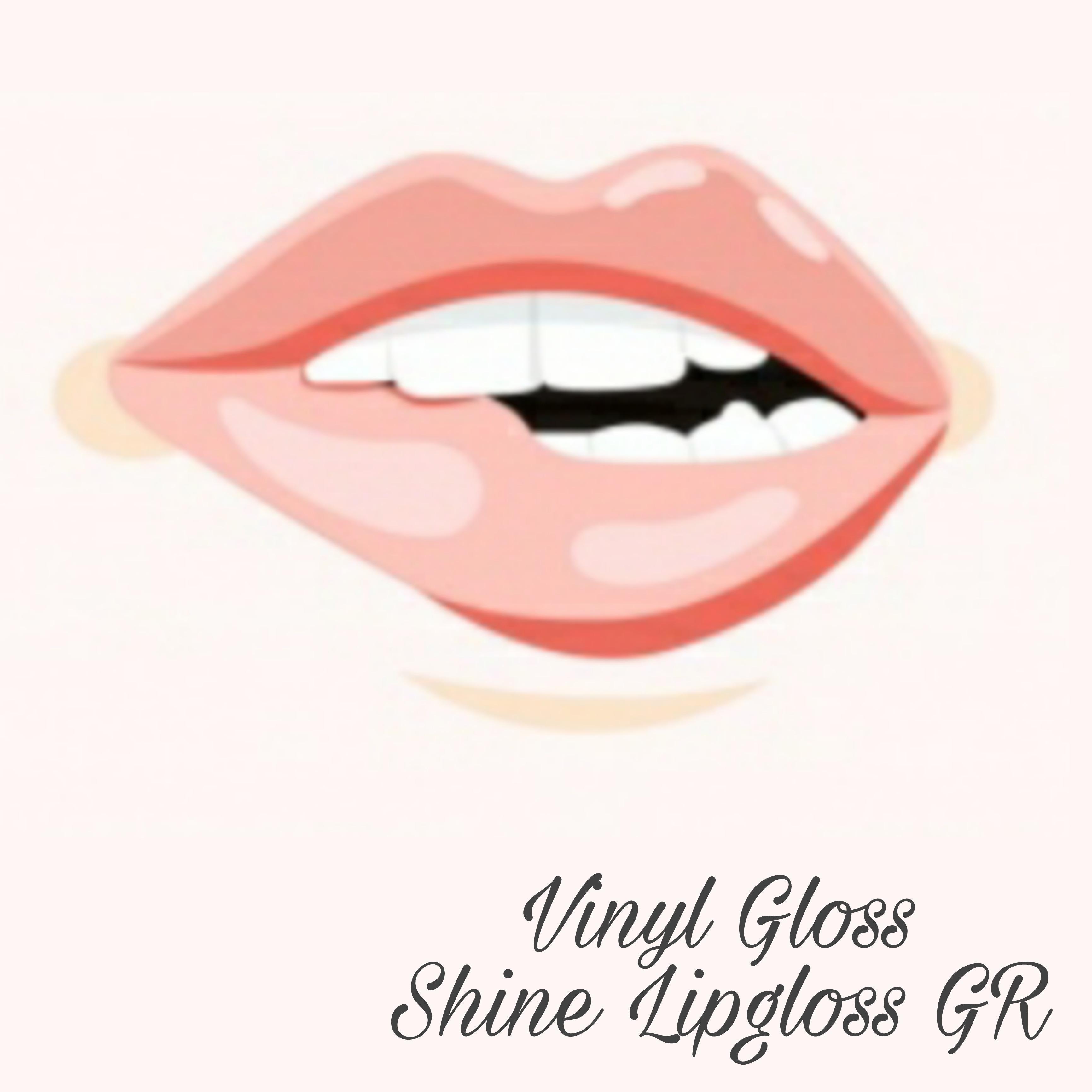Vinyl Gloss Shine Lipgloss GR