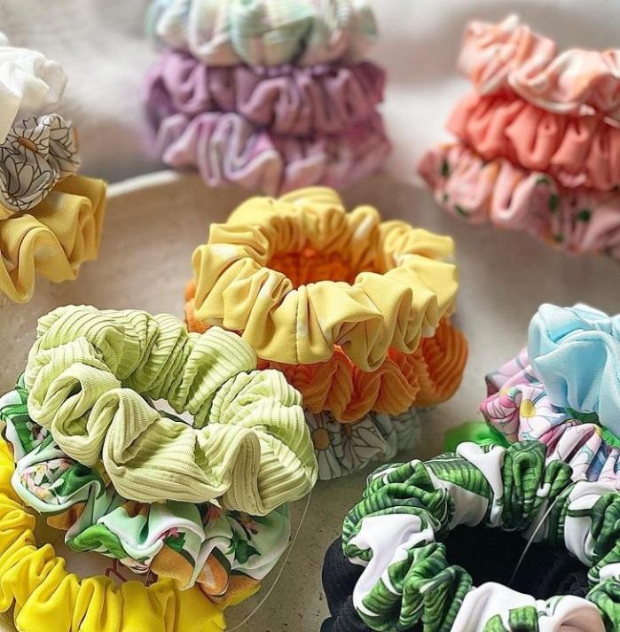 Σούρες Μαλλιών - Scrunchies