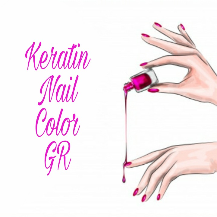 Keratin Nail Color GR