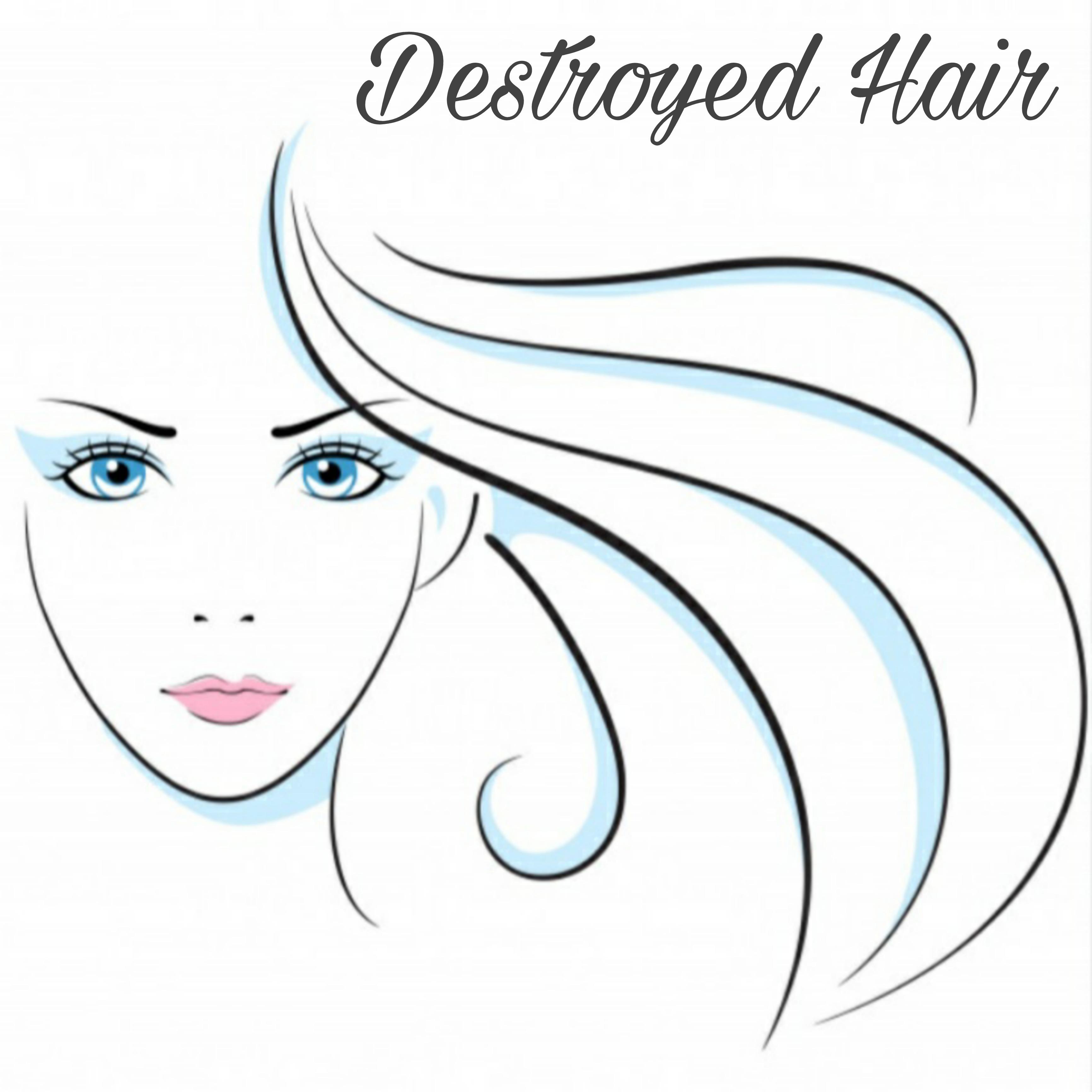 Κατεστραμμένα Μαλλιά