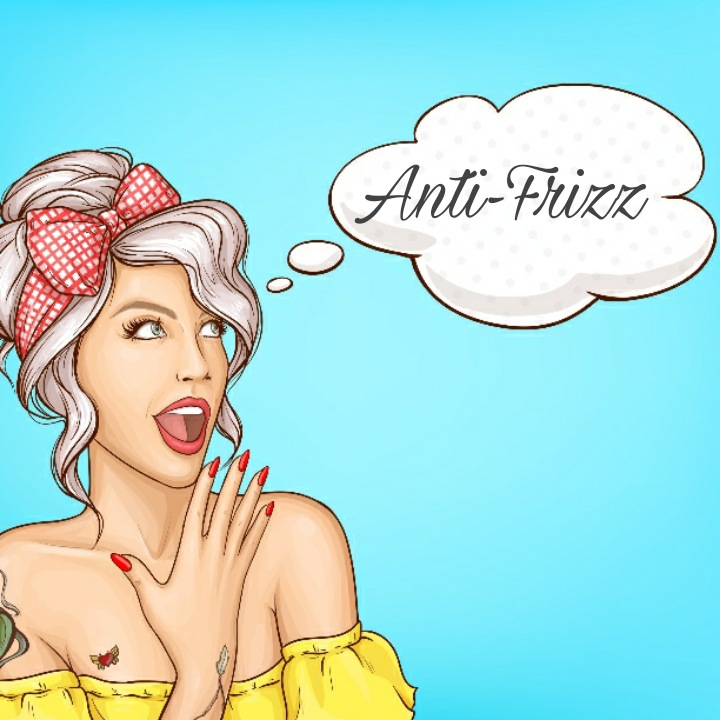 Anti-Frizz & Λείανση